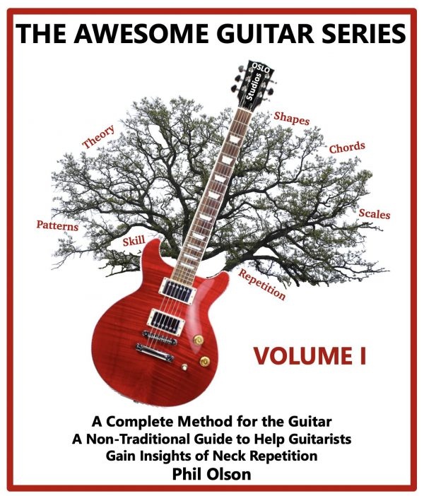 The Awesome Guitar Series Volume I